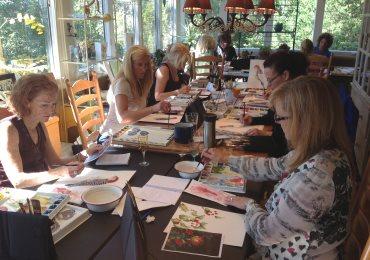Rose Reilly Leonard Studio Of Fine Art Watercolor Paint